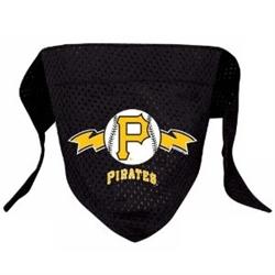 Pittsburgh Pirates Mesh Dog Bandana
