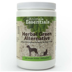 Green Alternative - 100% Organic Herbal Supplement - 300 grams