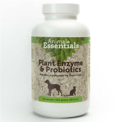 Plant Enzymes & Probiotics - All Natural Digestive Aid