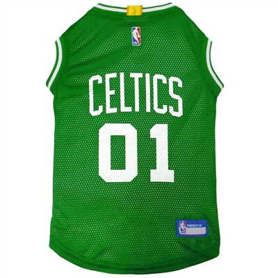 Boston Celtics Dog Jersey