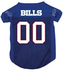 NFL Buffalo Bills Dog Jersey - SALE - 1 LG AND 1 XL LEFT