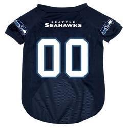 NFL Seattle Seahawks Dog Jersey