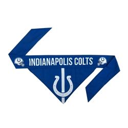 NFL Indianapolis Colts Dog Bandana - TIE ON