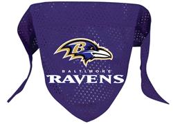 NFL Baltimore Ravens Dog Bandana