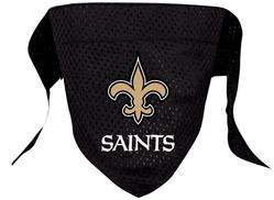 NFL New Orleans Saints Dog Bandana