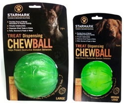 StarMark Treat Dispensing ChewBall