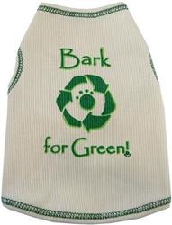 Bark for Green Tank
