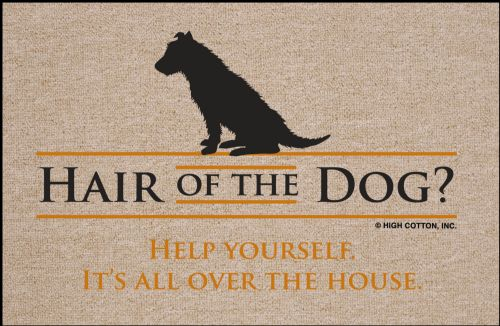 Hair of the Dog - Doormat