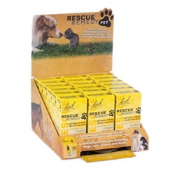 Nelson Bach Rescue Remedy Pet, 18 piece 10 ml Display