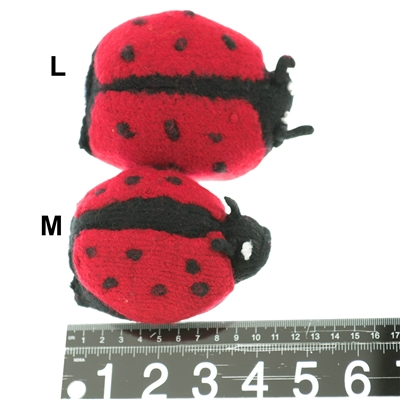 Lady Bug (Handmade)