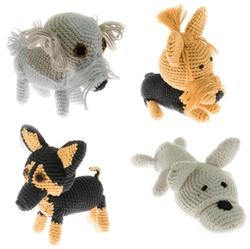 Amigurimi Dogs - Assorted