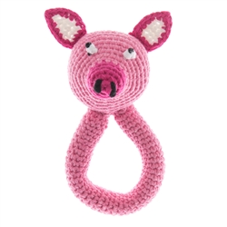 Pig - Animal Ring (Handmade)