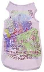 Paris Lavender Tee