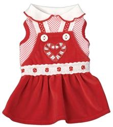 Winter Wonderland Dress by Ruff Ruff Couture®