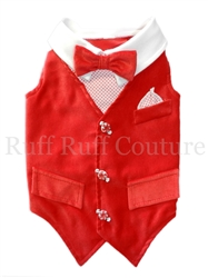 Winter Wonderland Vest by Ruff Ruff Couture®