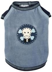 Trevor Velour Sweater by Ruff Ruff Couture®