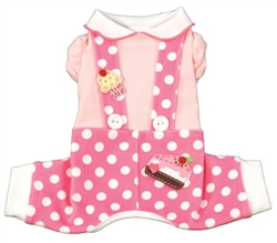 Pink Delicious Snuggle Suit by Ruff Ruff Couture®