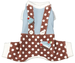 Blue Delicious Snuggle Suit by Ruff Ruff Couture®