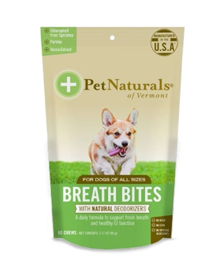 Breath Bites for Dogs (60 count)