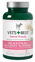 Seasonal Allergy Support (60 Tab) Vets Best
