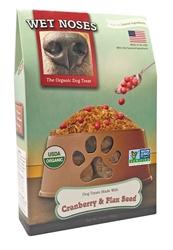 Cranberry & Flaxseed Treats 14oz