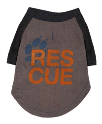 Rescue Charity Raglan Tee