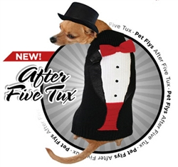 After Five Tux Sweater