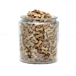 Bulk, Lucky Duck - Bone Shaped - 5lb Bulk