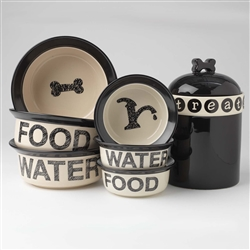 Pooch Basics Food Bowls