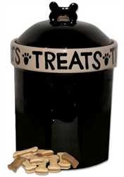 "Pooch Basics 9"" Treat Jar"