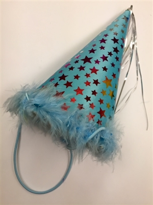 Charming's® Party Hats - Blue