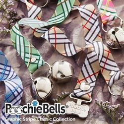 Graphic Stripe Collection by PoochieBells®