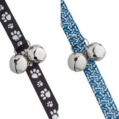 Dog's Life Classic PoochieBells® The Original Dog Potty Training Doorbell Bell