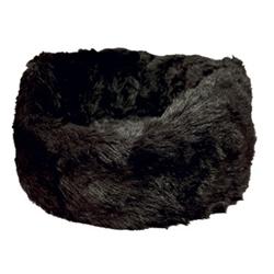 Bentley & Bunny™ Luxury Dog Bed - Black