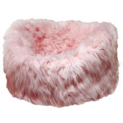 Bentley & Bunny™ Luxury Dog Bed - Pink
