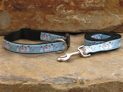 Christmas Snowman Collars and Leashes