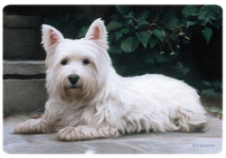 Westie / Porch Doormat