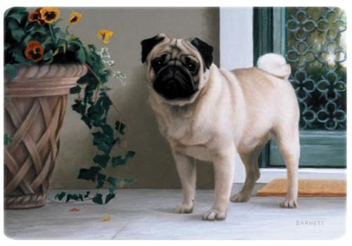 Pug / Porch Doormat