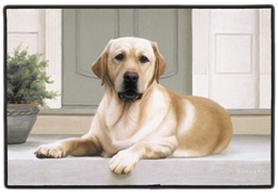 Yellow Lab / Porch Doormat