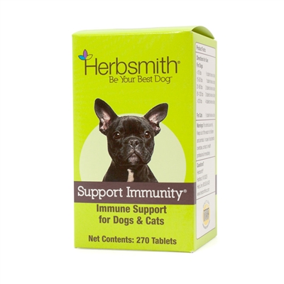 Support Immunity - Immune Support for Dogs & Cats