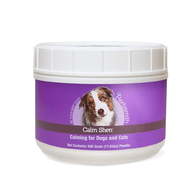Calm Shen - Long-Term Calming Supplement for Dogs and Cats