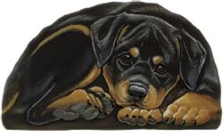 Rottweiler Pupper-Weight™