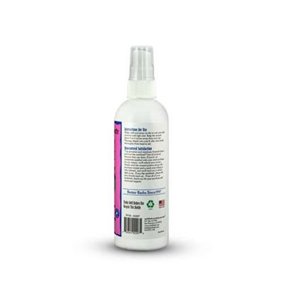 earthbath® Puppy Spritz, Wild Cherry with Skin & Coat Conditioners, Made in USA, 8 oz pump spray