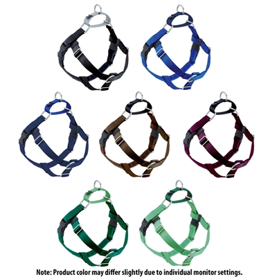 "1"" Patented Freedom No-Pull Harness Deluxe Training Package (35-200 lbs)"