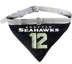 NFL Seattle Seahawks 12th Man Collar Bandana