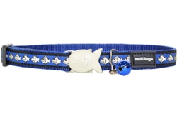 11 Reflective Fish Colors - Cat Collars