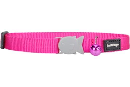 11 Classic Solid Colors - Cat Collars