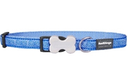 Hypno Mid-Blue - Dog Collars, Leashes, & Harnesses