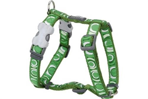 Circadelic Green - Dog Collars, Leashes, & Harnesses