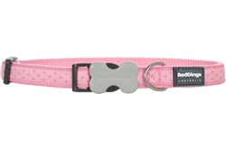 Love Sprinkles Pink - Dog Collars, Leashes, & Harnesses